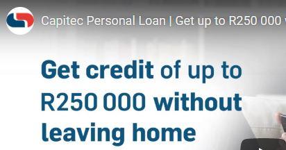 Temporary Loans at Capitec Bank
