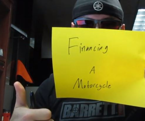 Motorcycle Finance Blacklisted